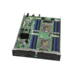 Intel MFS2600KIB server barebone Intel® C602 LGA 2011 (Socket R) 1U