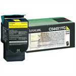 Lexmark C544X1YG Toner yellow, 4K pages