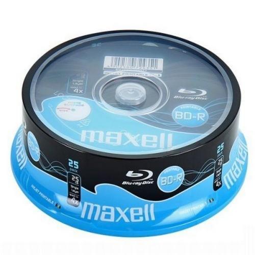 Maxell 25 x BD-R 4x 25 GB 25 pc(s)