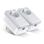 TP-LINK TL-PA4010P KIT V5 PowerLine-netwerkadapter 600 Mbit/s Ethernet LAN Wit 2 stuk(s)