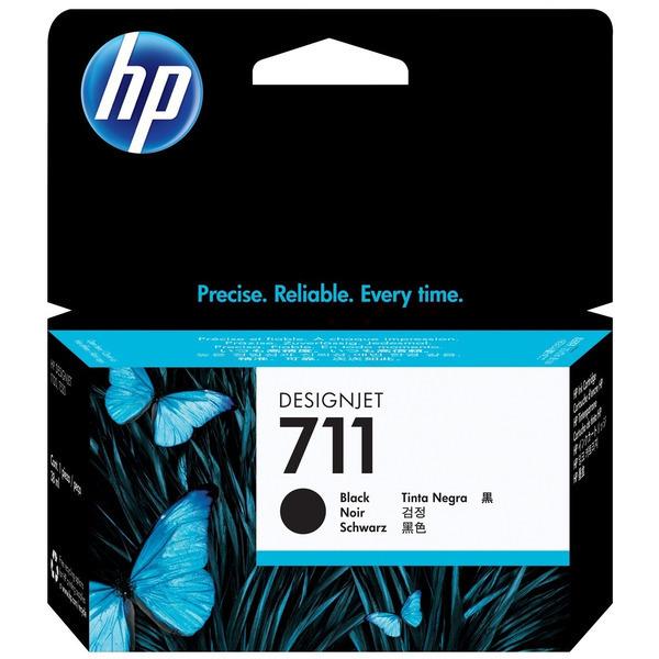 HP CZ129A (711) Ink cartridge black, 38ml