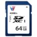 V7 64GB SDXC UHS-1 Memory Card memory card
