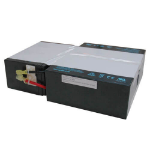 Tripp Lite RBC93-2U 2U UPS Replacement 36VDC Battery Cartridge (1 set of 3) for select SmartPro UPS