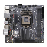 EVGA 111-KS-E272-KR Intel Z270 LGA 1151 (Socket H4) Mini ATX motherboard