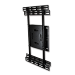 "B-Tech BT8320 55"" Black flat panel wall mount"