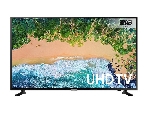 "Samsung UE43NU7020K 109.2 cm (43"") 4K Ultra HD Smart TV Wi-Fi Black"