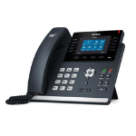 Yealink T46S-Skype for Business Edition IP phone Black