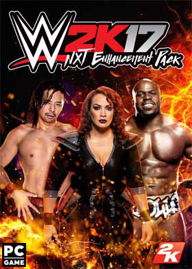 Nexway WWE 2K17 - NXT Enhancement Pack (DLC) Video game downloadable content (DLC) PC Español