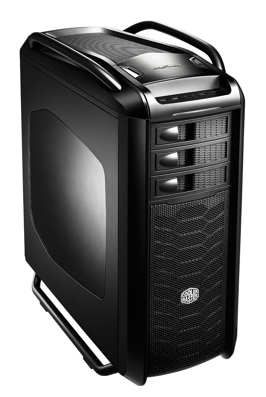 Cooler Master Cosmos SE Full-Tower Black computer case