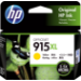 HP 915XL 1 pc(s) Original High (XL) Yield Yellow