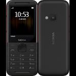 "Nokia 5310 6.1 cm (2.4"") 88.2 g Black, Red"