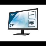 """AOC Essential-line E2775SJ computer monitor 68.6 cm (27"""") 1920 x 1080 pixels Full HD LED Flat Black"""