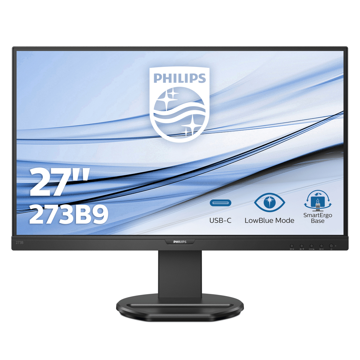 Philips 273B9/00 LED display 68.6 cm (27