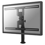 """Newstar FPMA-D1200BLACK 60"""" Zwart flat panel bureau steun"""