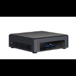 Intel NUC 7 Business 2.60 GHz 7th gen Intel® Core™ i5 i5-7300U Black Mini PC