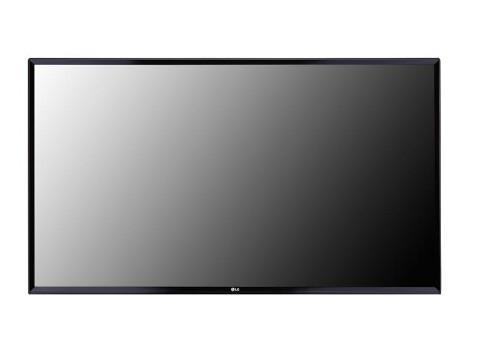 "LG 43LV662H signage display 109.2 cm (43"") LED Full HD Digital signage flat panel Black"