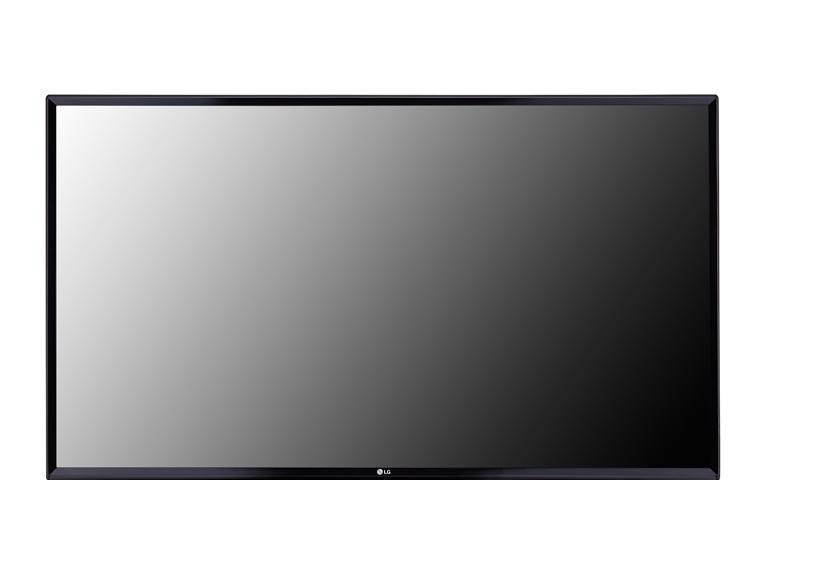 "LG 43LV662H signage display 109.2 cm (43"") LED Full HD Digital signage flat panel Black"