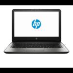 HP 14-an008na WHITE + Carry Case + Setup