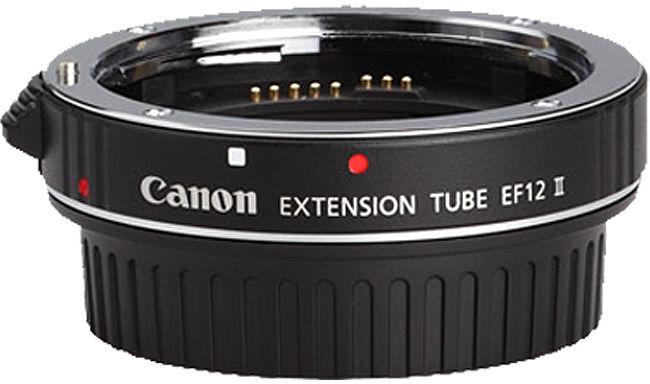 Digital Camera Slr Eos - Lens Extension Tube Ef 12 II