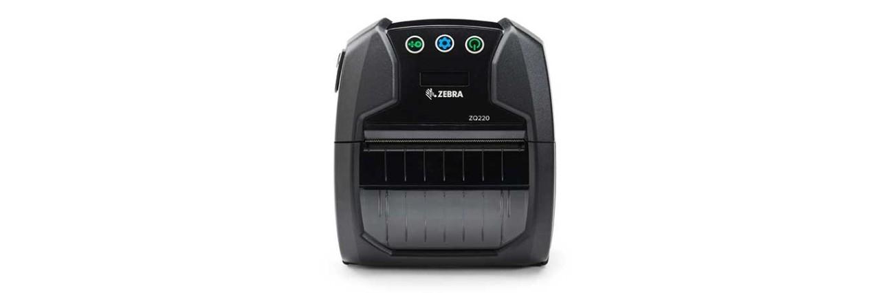 Zebra ZQ220 impresora de etiquetas Térmica directa 203 x 203 DPI Inalámbrico y alámbrico