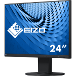 "EIZO FlexScan EV2460-BK LED display 60.5 cm (23.8"") 1920 x 1080 pixels Full HD Black"