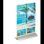 Durable PRESENTER A4 Acrylic Transparent