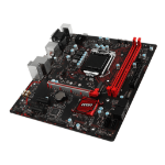 MSI B250M GAMING PRO LGA 1151 (Socket H4) Intel® B250 micro ATX