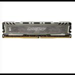 Crucial Ballistix Sport LT 8GB DDR4-2666 memory module 2666 MHz
