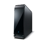Buffalo DriveStation Velocity HD-LXU3 4000GB Black external hard drive