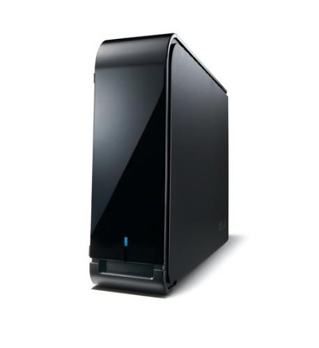 Buffalo DriveStation Velocity HD-LXU3 external hard drive 4000 GB Black