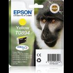 Epson Monkey Singlepack Yellow T0894 DURABrite Ultra Ink