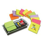 Post-It Note Value Pack Black,Transparent self-adhesive label