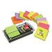 Post-It Note Value Pack Black,Transparent self-adhesive label