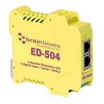 Brainboxes ED-504 Digital digital & analog I/O module