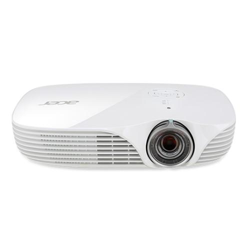 Acer Portable LED K138STi Portable projector 800ANSI lumens DLP WXGA (1280x800) 3D White data projector