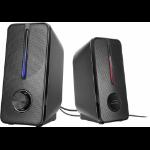 SPEEDLINK BADOUR loudspeaker 6 W Black Wired