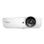 Optoma EH460ST data projector 4200 ANSI lumens DLP 1080p (1920x1080) 3D Desktop projector White