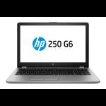 "HP 250 G6 Black Notebook 39.6 cm (15.6"") 1920 x 1080 pixels 2.70 GHz 7th gen Intel® Core™ i7 i7-7500U"
