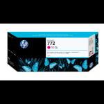 New Genuine HP 772 300-ml Magenta DesignJet Ink Cartridge