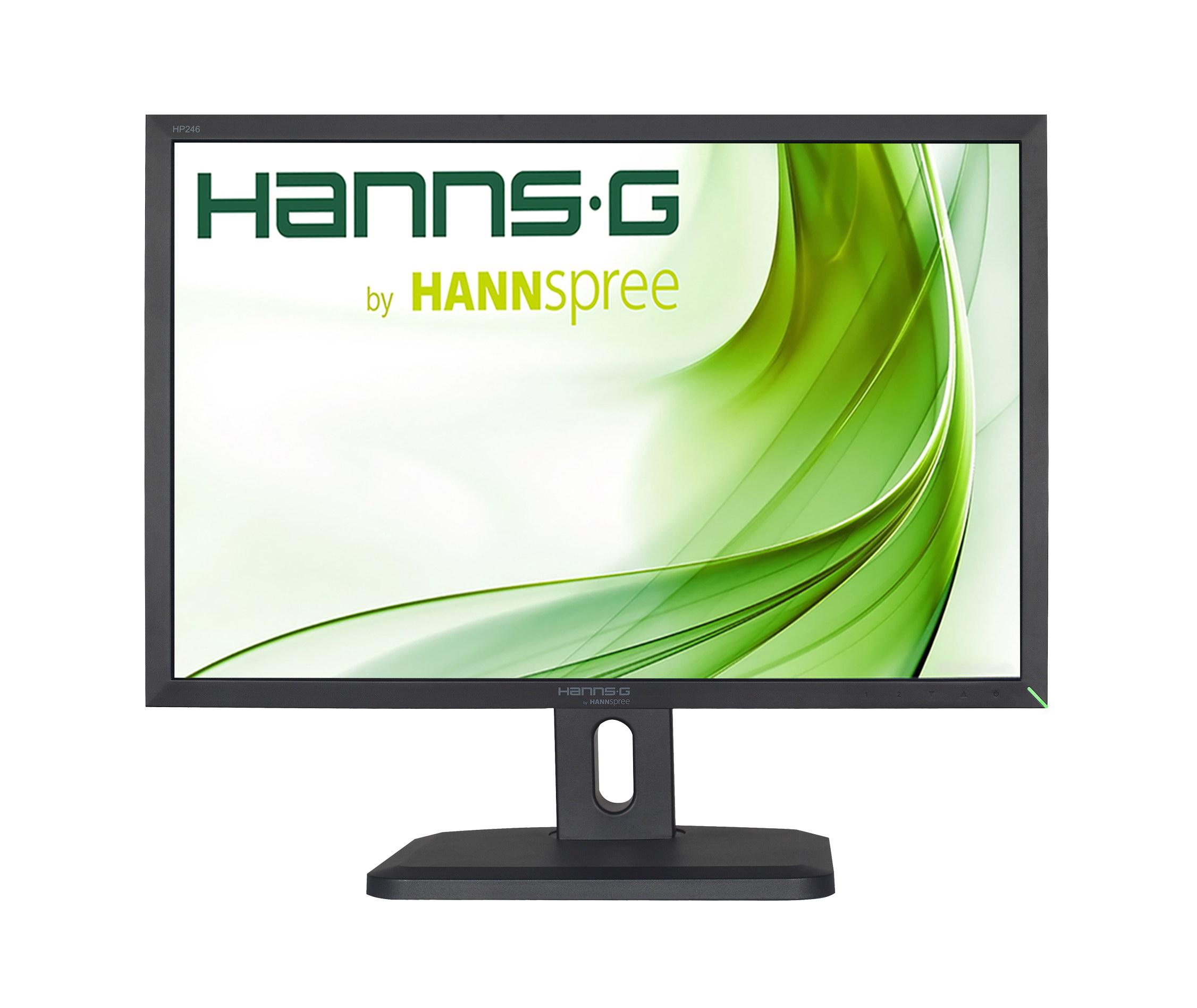 """Hannspree Hanns.G HP 246 PJB 24"""" TFT Matt Black"""