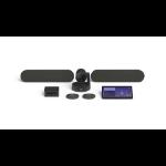 Logitech Tap Large Bundle – Microsoft Teams sistema de video conferencia Sistema de vídeoconferencia en grupo
