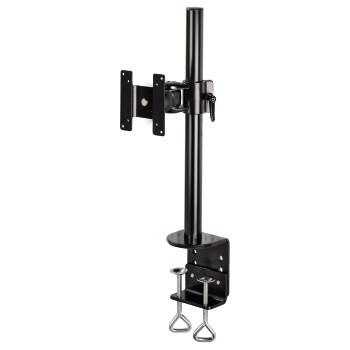 Hama 00095831 Black flat panel desk mount