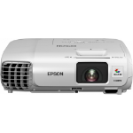 Epson EB-S27 2700 Lumens, SVGA Resolution, 3LCD Technology, Meeting Room Projector, 2.5 Kg