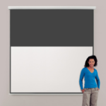 "Metroplan Eyeline Design Electric projection screen 2.69 m (106"") 16:10"