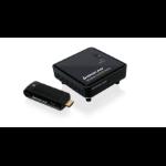iogear Wireless HDMI Transmitter AV transmitter & receiver Black