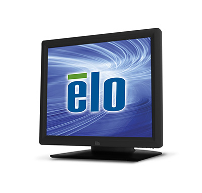 """Elo Touch Solution 1517L Rev B touch screen monitor 38.1 cm (15"""") 1024 x 768 pixels Black Single-touch Tabletop"""