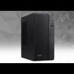 Acer Veriton ES2730G 8th gen Intel® Core™ i3 i3-8100 4 GB DDR4-SDRAM 1000 GB HDD Desktop Black PC Windows 10 Pro