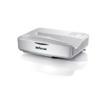 Infocus INL146UST Projector - 4000 Lumens - DLP - WXGA (1280x800)