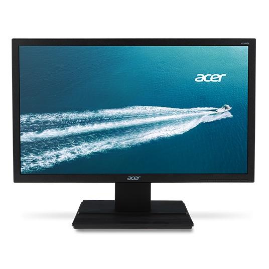 "Acer V6 V206HQLBb 19.5"" Black HD ready"