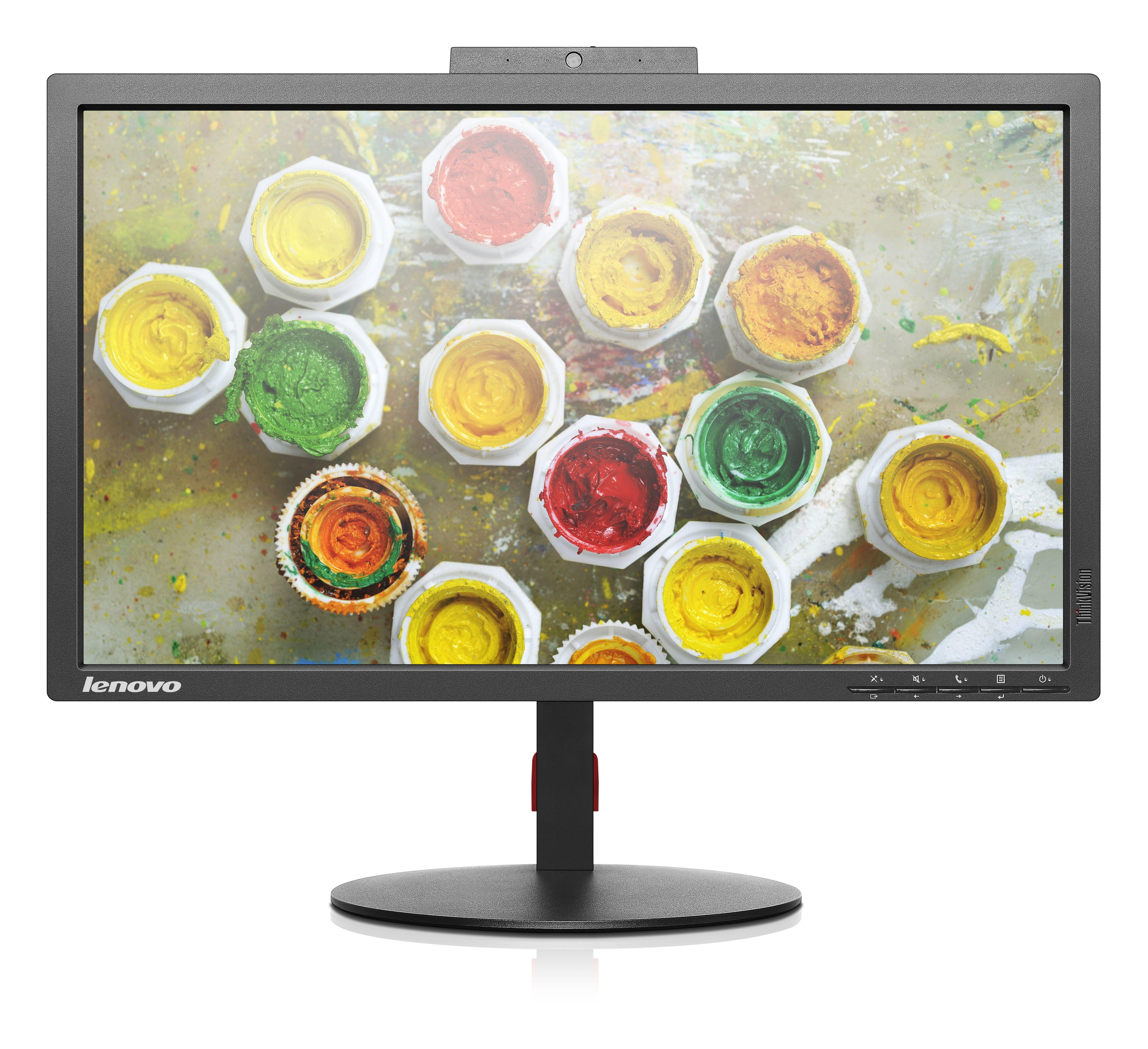 """Lenovo ThinkVision T2224z 21.5"""" Black Full HD Matt"""